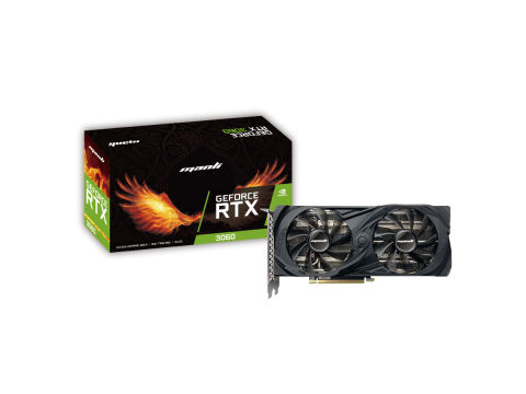 Manli GeForce RTX 3060 (M2500 + N630-00)
